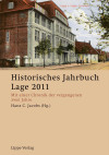 Vorstellung Historisches Jahrbuch Lage 2011