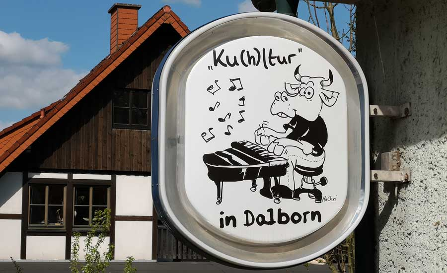 Buchvorstellung Dorfchronik Dalborn