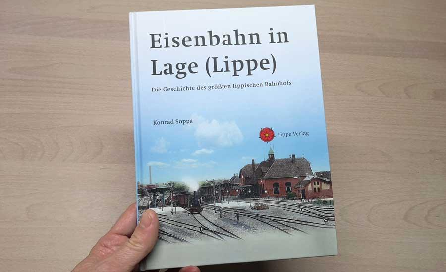 Austellung und Buchvorstellung: Eisenbahn in Lage (Lippe)